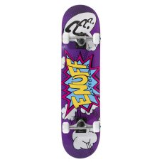 Enuff POW II Skateboard - Purple